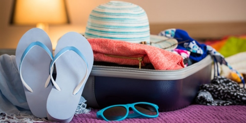 Tips and Tricks for your Essential Summertime Vacation Wardrobe