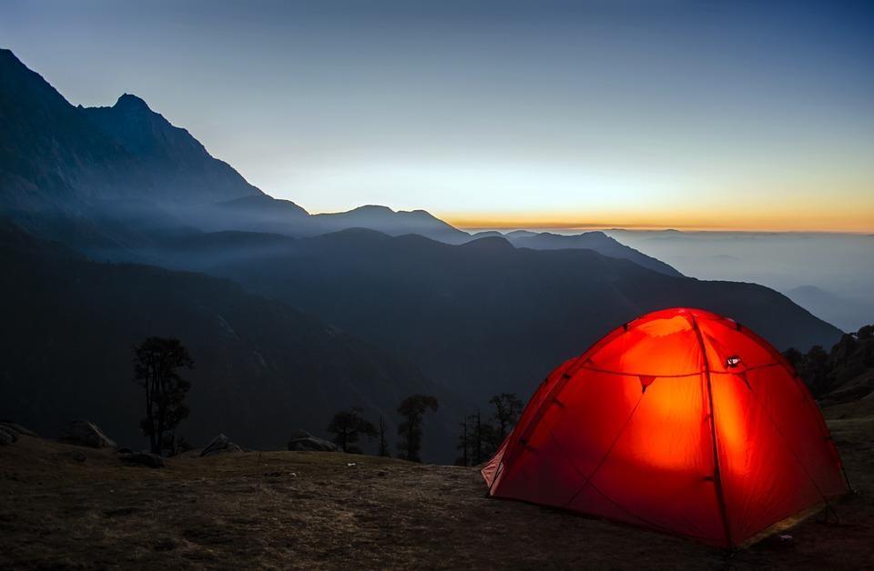 Australia's Top 5 Camping Spots