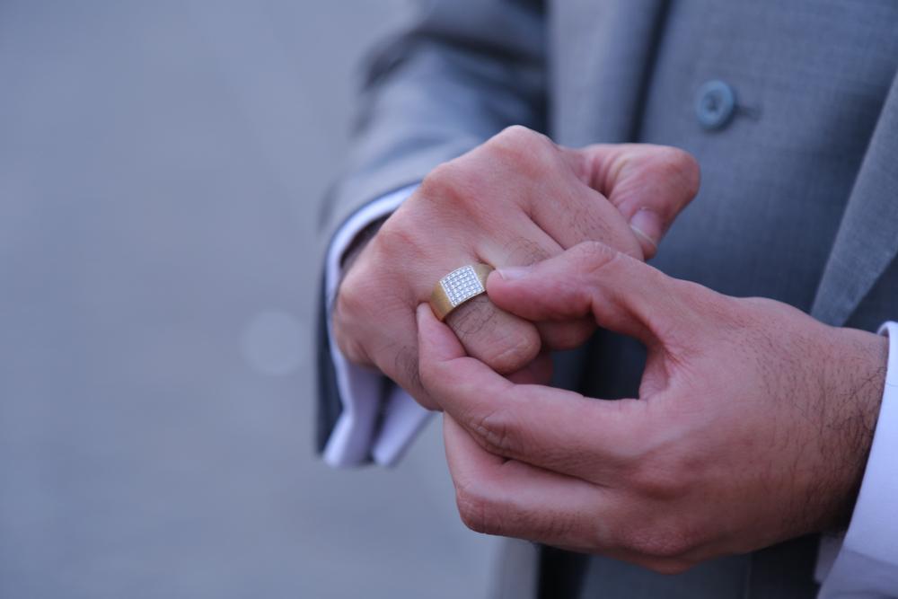 Wearing a Wedding Ring